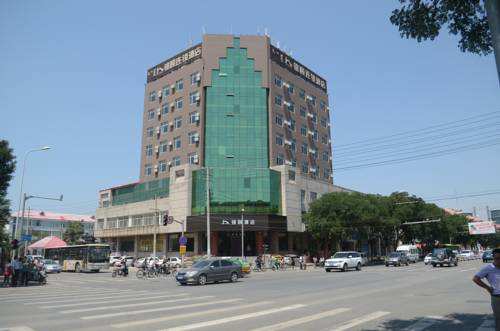 (Jinyi Hotel Hohhot Inner Mongolia Agricultural University Branch)