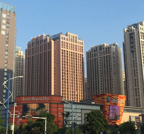 (U Apartment Hotel - Foshan Lecong Lucky City Plaza Branch)