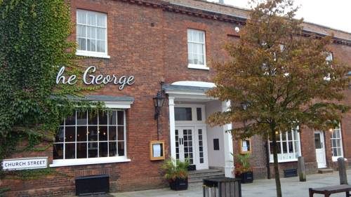 (The George at Baldock Boutique Hotel)