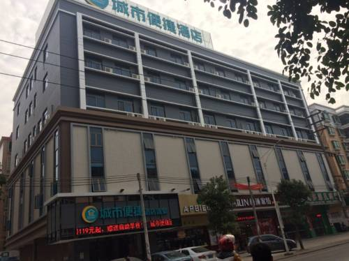 City Comfort Inn Huizhou Huxi Avenue Branch