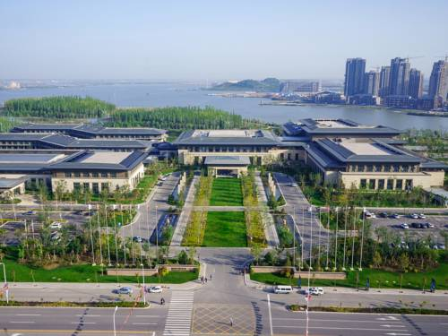 (Yinchuan International Convention Centre)
