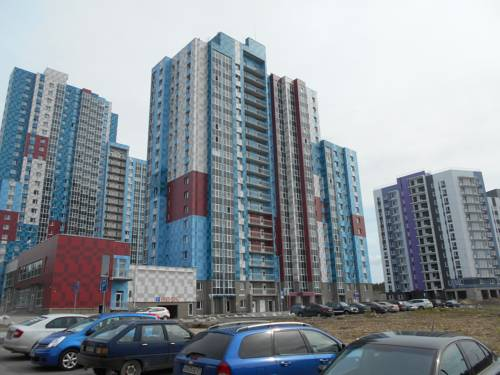 Apartments on Ulitsa Enthusiastov