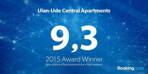 Ulan-Ude Central Apartments