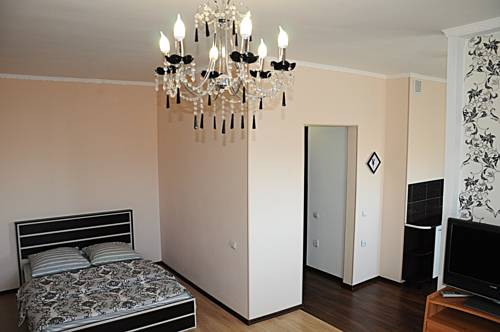 Apartment Baikal City on Smolina, 79