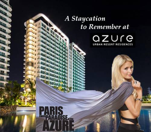 Azure Urban Resort Residences - St. Tropez 1522