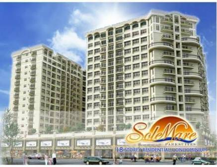 (Lovely Condo Solemare Parksuites)