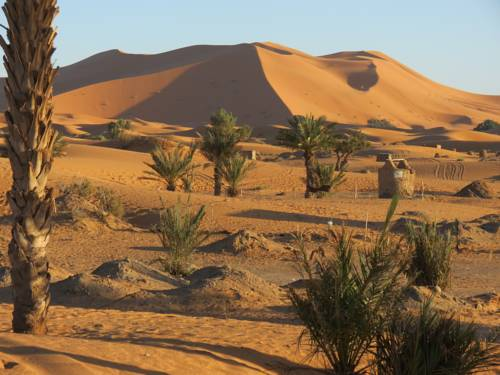 Le Mirage Erg Chebbi Luxury Desert Camp