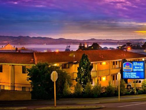 Best Western Albany Motel And Apartments