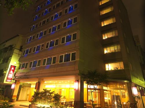 Huang Shin Business Hotel-Shang An