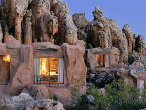 Kagga Kamma Private Game Reserve Hotel