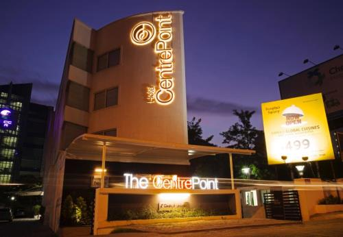 The Centre Point Hotel