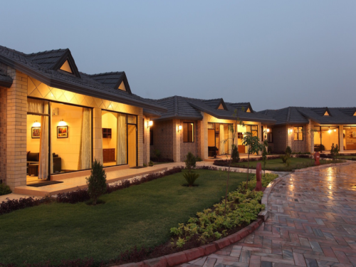 Shri Radha Brij Vasundhara Resort & Spa - Goverdhan