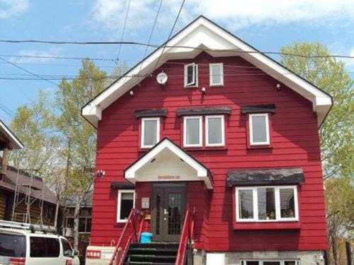 The Red Ski House