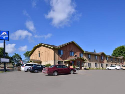 底特律湖美洲最佳价值套房旅馆 (Americas Best Value Inn and Suites Detroit Lakes)