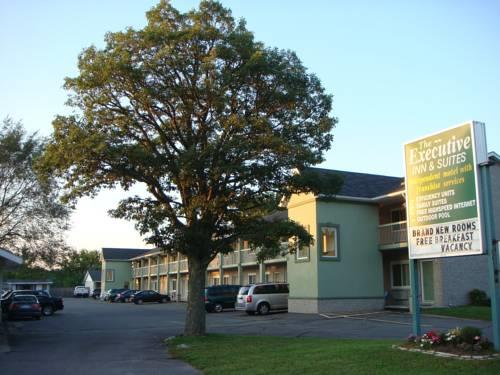 Executive Inn And Suites Kingston