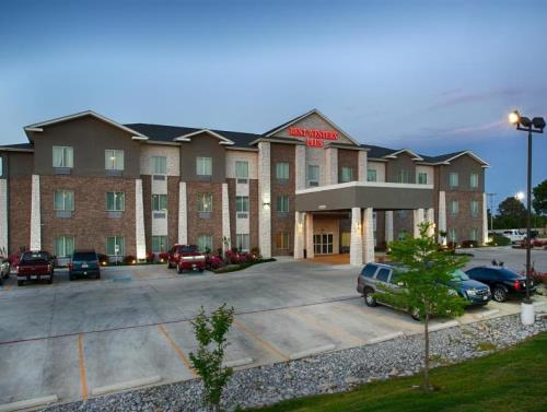 Best Western Plus Sand Bass Inn and Suites