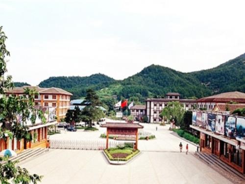 Jiangxi Tianmu Lushan Hot Spring Resort Area