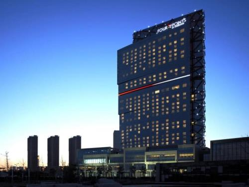 Four Points by Sheraton Qingdao West Coast