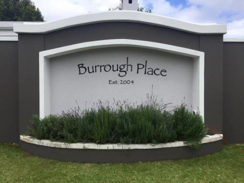 Burrough Place