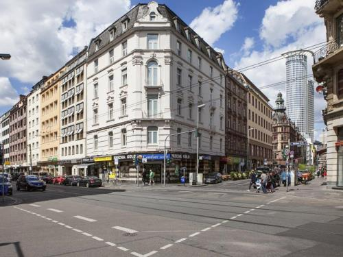Comfort Hotel Frankfurt City Center