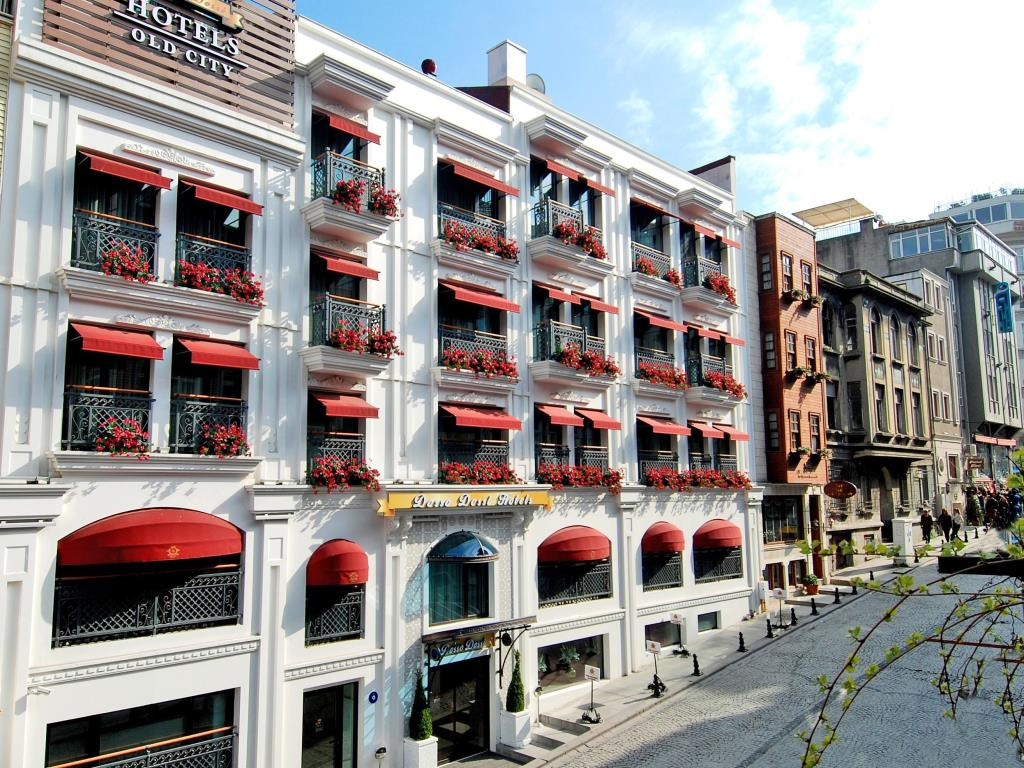 Celal Sultan Hotel Istanbul - Dosso dossi hotel old city sultanahmet