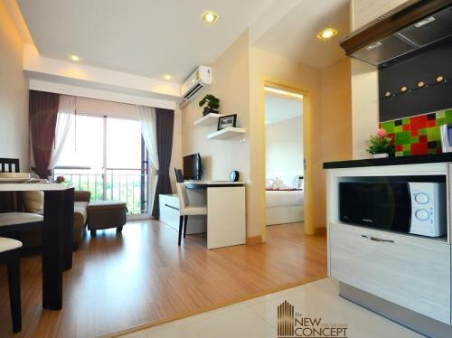 The New Concept Serviced Apartment