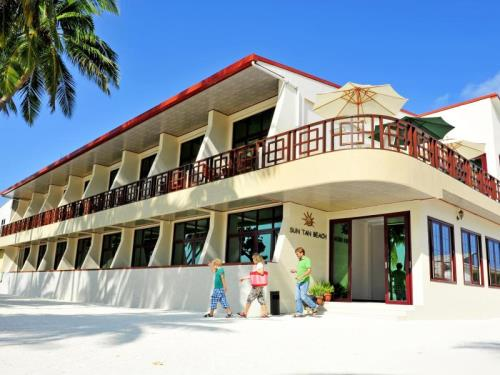 Sun Tan Beach Hotel at Maafushi