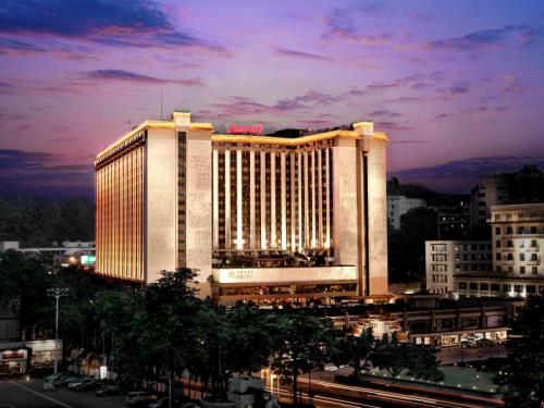 China Hotel - A Marriott Hotel