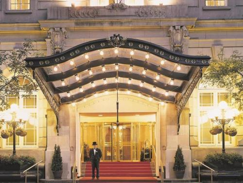 The Fairmont Palliser Hotel