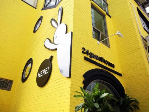 24 Guesthouse Seoul-Arex