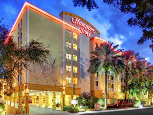 Hampton Inn Miami Coconut Grove Coral Gables