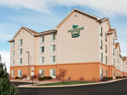 Homewood Suites by Hilton Colorado Springs Airport Hotel