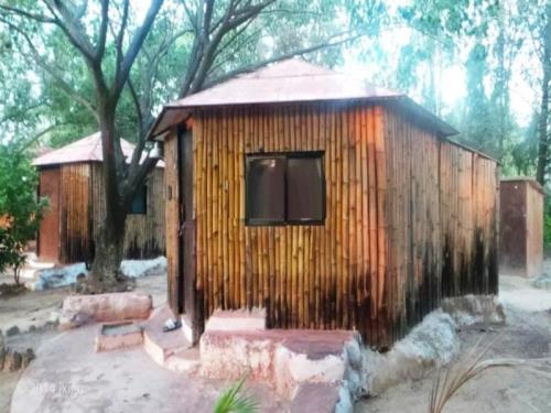 Woodstock Village Bamboo Cottages