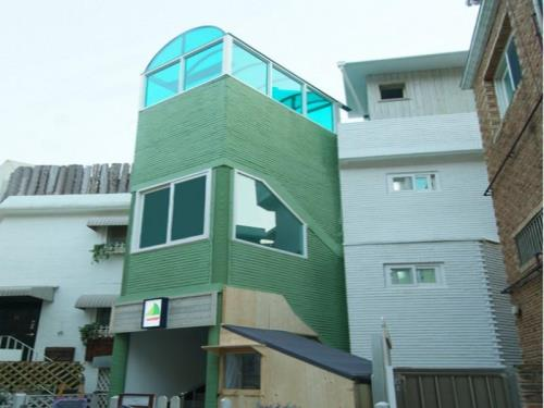 Itaewon Guesthouse Yacht