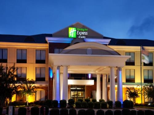 Holiday Inn Express Hotel And Suites Tupelo