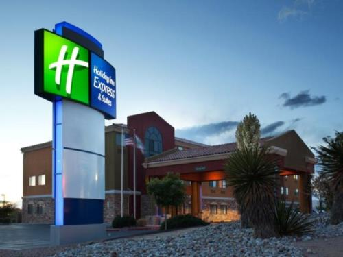 Holiday Inn Express Hotel & Suites Albuquerque - North Balloon Fiesta Park (Holiday Inn Express Hotel & Suites Albuquerque - North Balloon Fiesta Park)