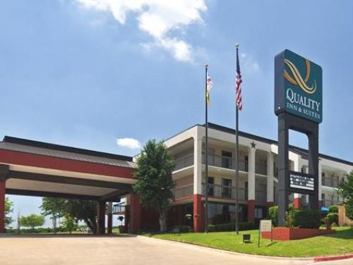 Quality Inn and Suites Cattle Baron