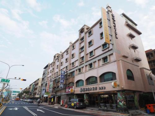 Young Soarlan Boutique Hotel – Flagship Tainan